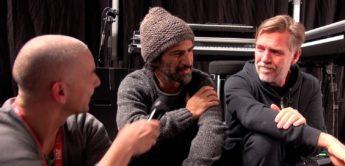 Interview And.Ypsilon & Lillo Scrimali, Live on Tour Fanta 4