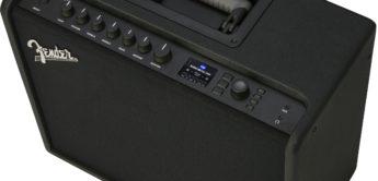Test: Fender Mustang GT100, Gitarrenverstärker