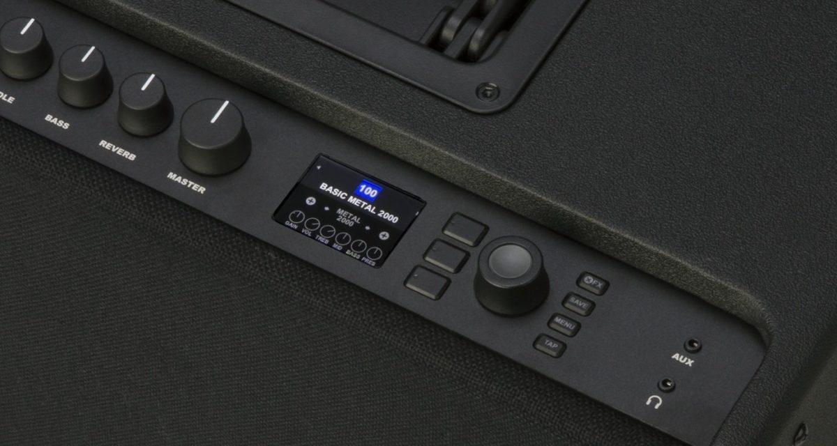 Test: Fender Mustang GT100, Gitarrenverstärker - AMAZONA.de