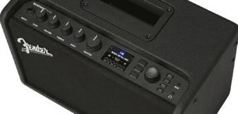 TOP NEWS: Fender Mustang GT, Gitarrenverstärker