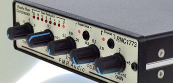 Test: FMR Audio RNC 1773, Kompressor