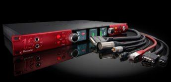 Top News: Focusrite Red 16Line, Audiointerface