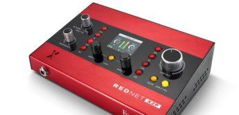 Top News: Focusrite Rednet X2P, Audiointerface