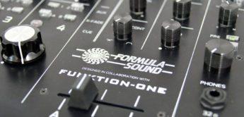 Test: Formula Sound FF4.2R, (Rotary) Mixer