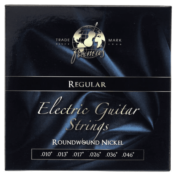 Framus Blue Label Strings front
