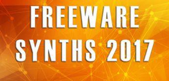 Die besten 50 Freeware Synthesizer 2017