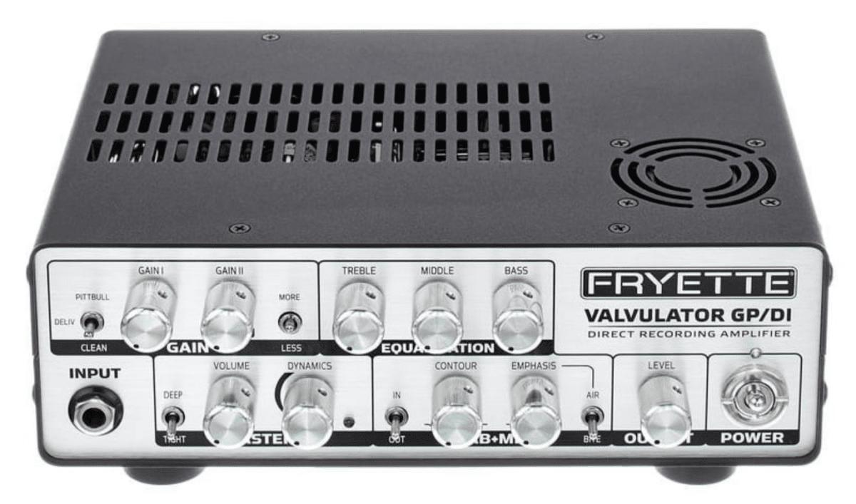 Fryette Valvulator GP/DI Front