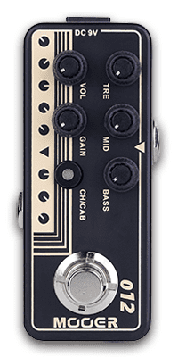 Mooer Micro Preamps Fried-Mien