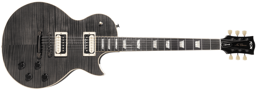 Test: FGN Neo Classic LS20 Limited FTB, E-Gitarre - AMAZONA.de