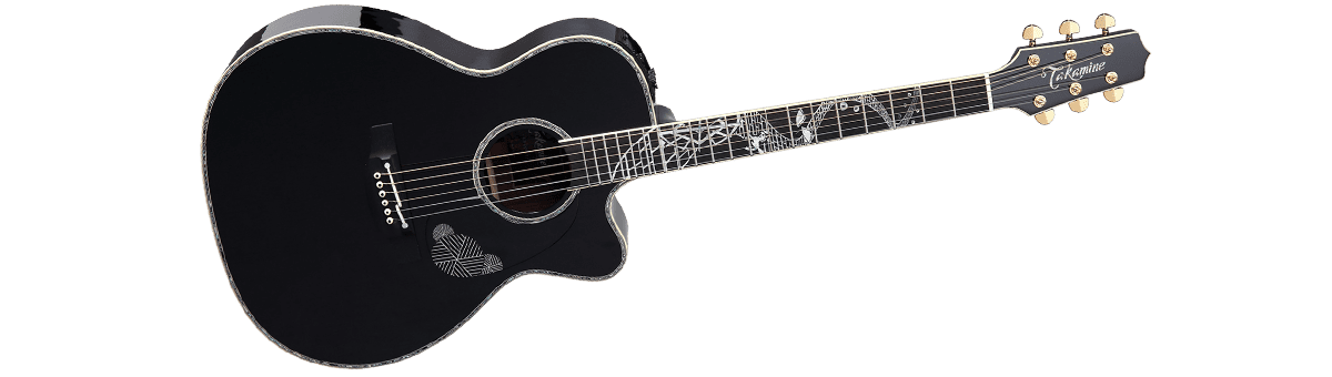Takamine Magome LTD 2017 top