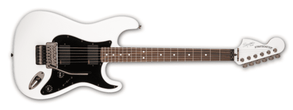 Squier Contemporary Active Stratocaster front