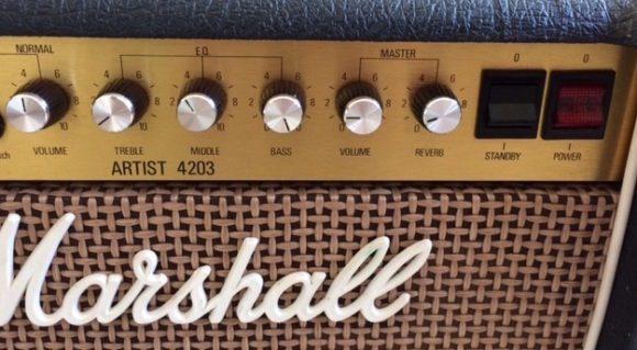 Marshall Artist 4203 panel 1
