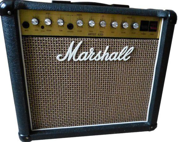 Marshall Artist 4203 Front