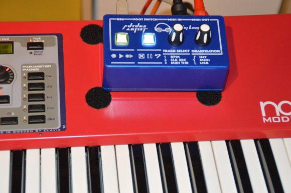 A Perfect Pair - Vierfach timbraler G2x und 4-Spur MIDI LOOPER von Future Artists