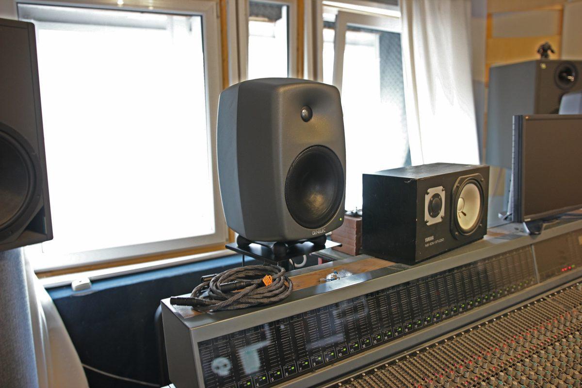 Genelec 8350APM im Studio