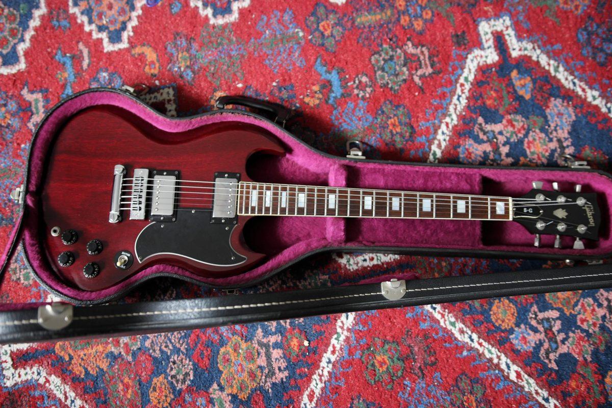 Gibson-SG Standard-1978