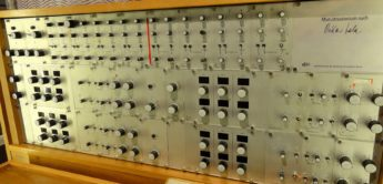 Feature: Eine Geschichte elektronischer Musikinstrumente