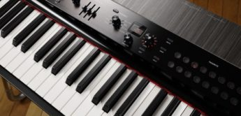 Top News: Korg Grandstage, Stagepiano