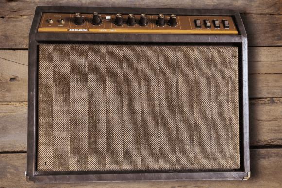 Acoustic G60T front