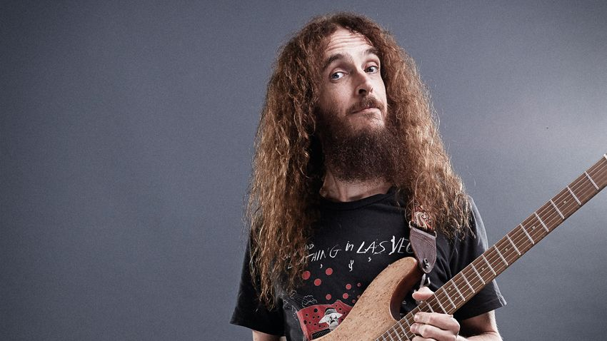 Shred Guitar Guthrie Govan