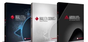NAMM NEWS 2017: Steinberg Halion 6, Halion Sonic 3, Absolute 3, Software Instrumente