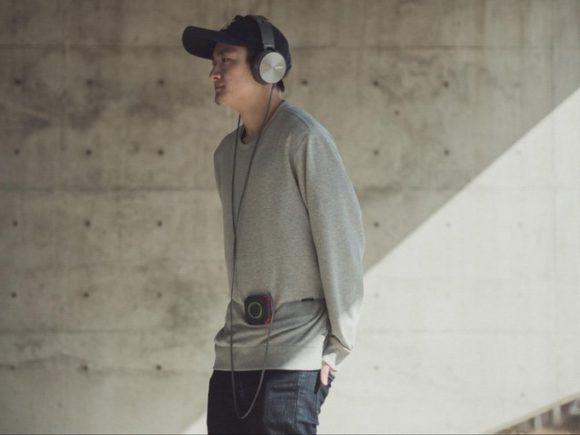Hapbeat Wearable Body Speaker
