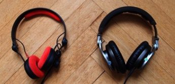 Vergleichstest: Sennheiser HD 8 DJ vs. HD 25