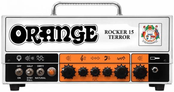 Orange Rocker 15 Head