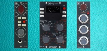 Test: Heritage Audio 73EQ JR, 73JR Preamp, 2264JR Kompressor und Preamp