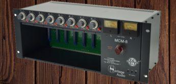 Test: Heritage Audio OST-6, MCM-8, BT-500, Gehäuse, Mixer und Funkmodul