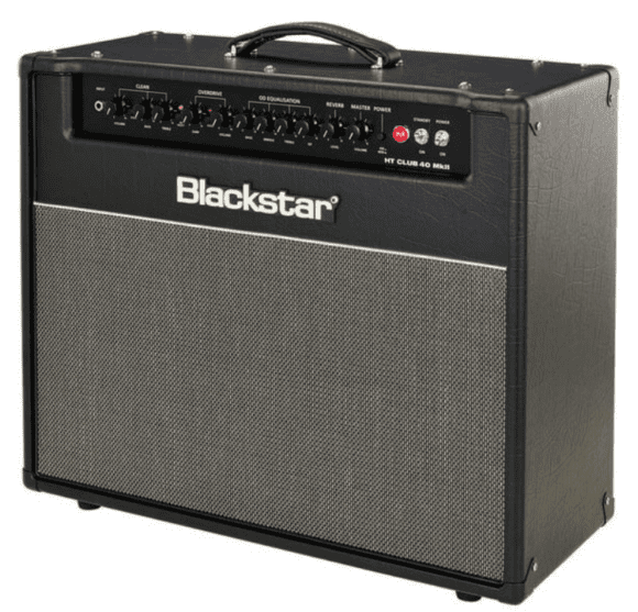 Blackstar HT CLUB 40 MkII Combo side