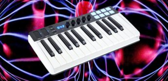 Test: IK Multimedia iRig Keys I/O 25, 49, Controllerkeyboard