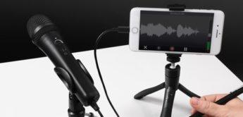 Top News: IK Multimedia iRig Mic HD 2, iOS/USB-Mikrofon