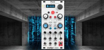 Top News: Intellijel Plonk, Percussion Synthesizer