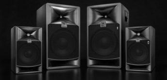 Top News: JBL 705P, 708P, Studiomonitore
