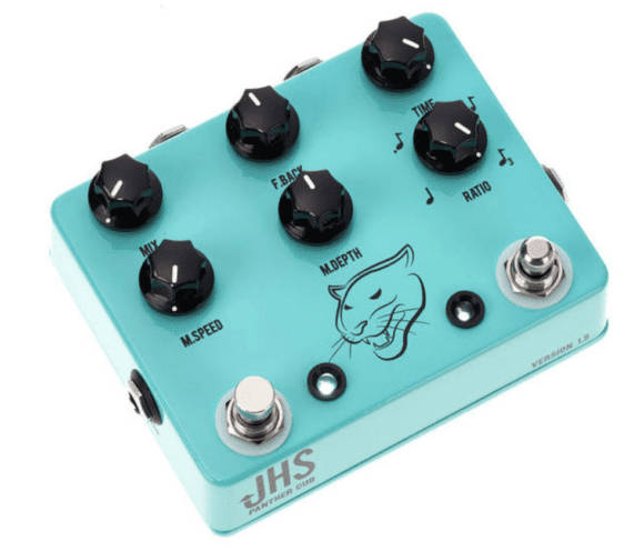 JHS Pedals Panther Cub top