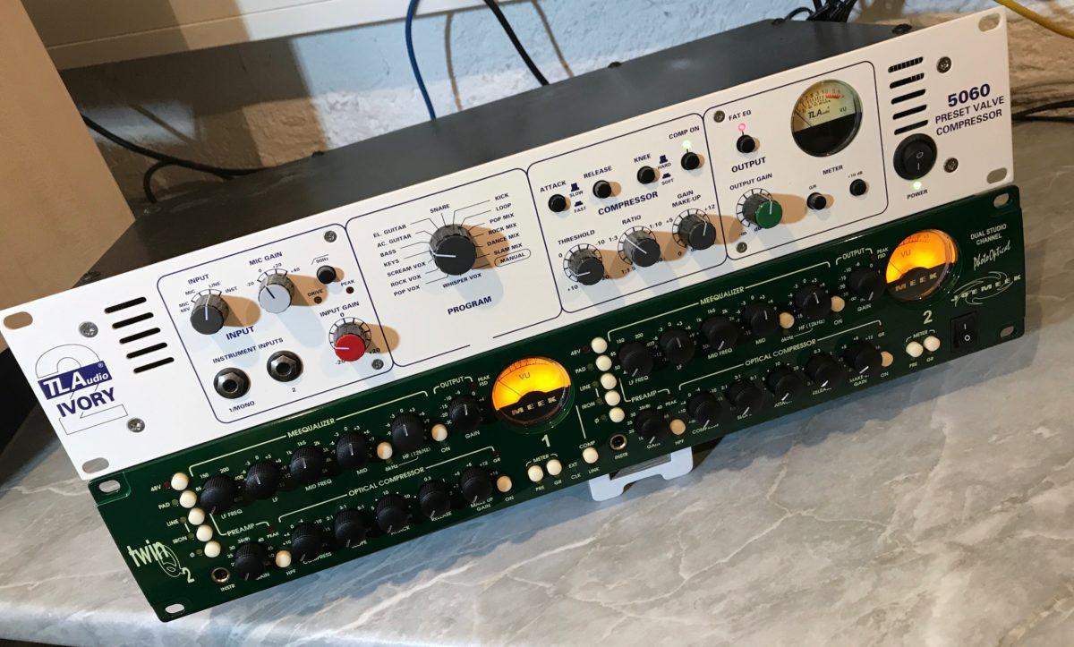 JoeMeek gegen TL-Audio