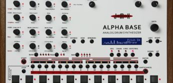 Superbooth 17: Jomox Alpha Base