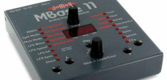 Test: Jomox MBase 11, Bassdrum-Modul