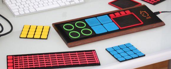 Joué MIDI-Controller