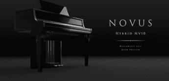 Musikmesse News 2017: Kawai Novus NV10, Hybrid-Digitalpiano