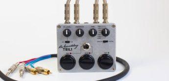 Report: TEILE Elektronik, DJ-Effekt-Manufaktur
