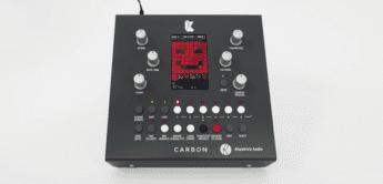 Test: Kilpatrick Audio Carbon, MIDI-CV/Gate-Sequencer