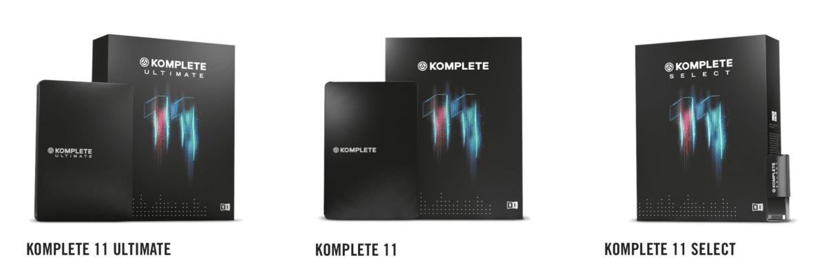 Komplete 11 select