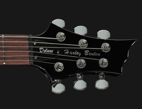 Harley Benton CST-24HB Kopfplatte