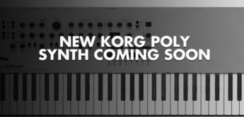 Buzz: Neuer Korg-Synthesizer zur NAMM?