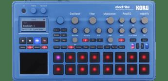 Top News: Korg Electribe 2 & Electribe 2 Sampler, OS-Update