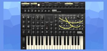 TEST: Korg iMS-20, Synthesizer, iOS App