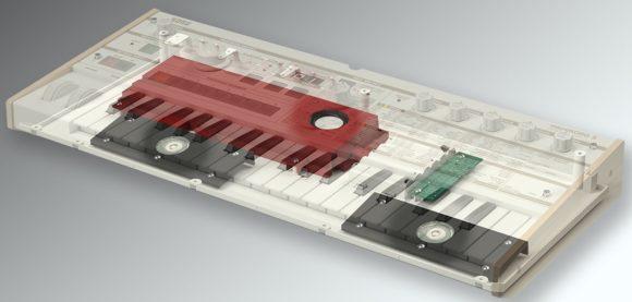 Korg microkorg S speaker