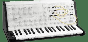 NAMM NEWS 2017: Korg Synthesizer und Workstations